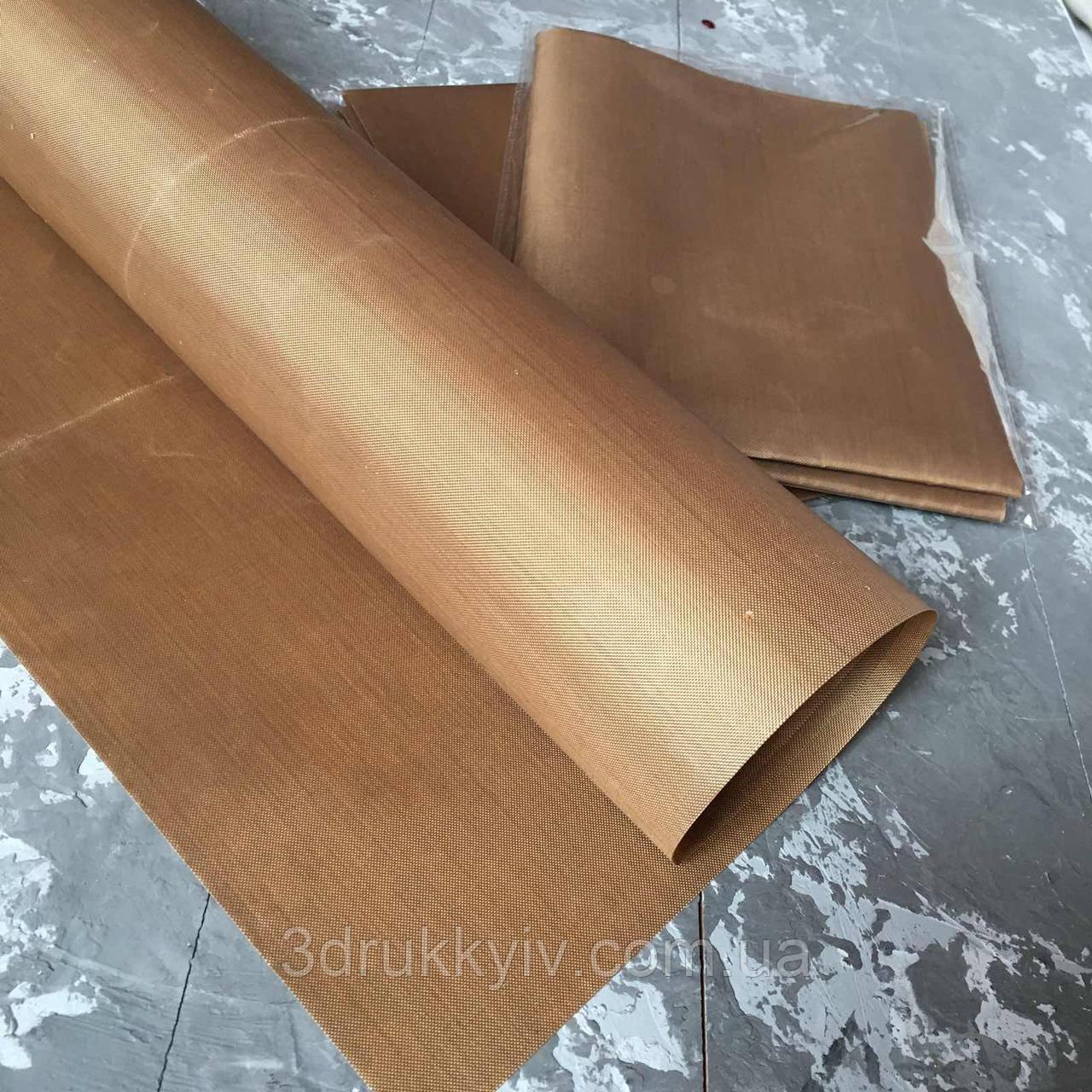 Тефлоновий антипригарний коврик для випікання 30х40 / Тефлоновый антипригарный коврик для выпекания