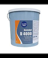 Клей для дерева ПВА Д4 (1 кг) Кестокол D4000 Киилто Столярный водостойкий клей