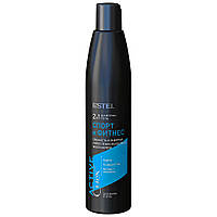 """Шампунь-гель для волос и тела 2в1 """"Спорт и фитнес"""" Estel Professional Curex Active 300 мл (4606453058023)"""