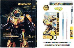 Набір папка для праці з наповненням Transformers