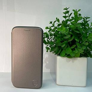 Чехол-книжка Samsung A41 (grey)