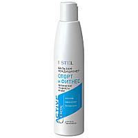 """Бальзам-кондиціонер для всіх типів волосся """"Спорт і фітнес"""" Estel Professional Curex Active 250 мл (4606453057811)"""