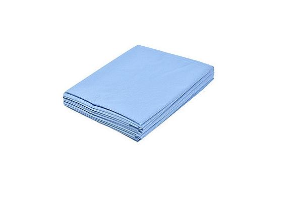 Полотенце одноразовое 40х70см порезанное гладкое 50шт упаковка