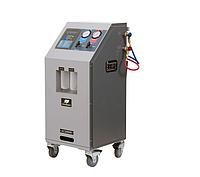 Установка для заправки автокондиционеров GrunBaum AC2000N, полуавтоматическая, R134