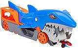 Hot Wheels  Голодная Акула транспортер, фото 8