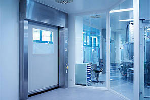 Швидкісні ворота для чистих приміщень EFA-SRT® CR Premium (2000 х 2500 мм)