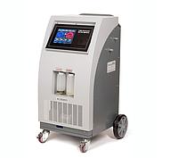Установка для заправки автокондиционеров GrunBaum AC9000S 1234yf, автоматическая