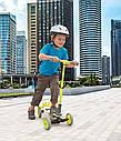 Самокат дитячий Smoby з металевою рамою чотириколісний 750700, фото 5
