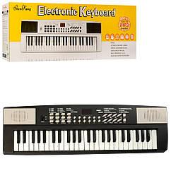 Детский синтезатор Пианино SK4912 49 клавиш
