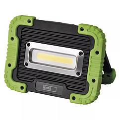 Аккумуляторный фонарь - прожектор Emos P4534 5W 600 Lm
