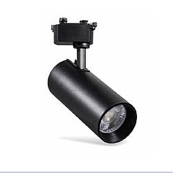 """ElectroHouse {""""ru"""":""""LED светильник трековый Graceful light Черный 30W 2400Lm 4100K"""",""""ua"""":""""LED світильник"""