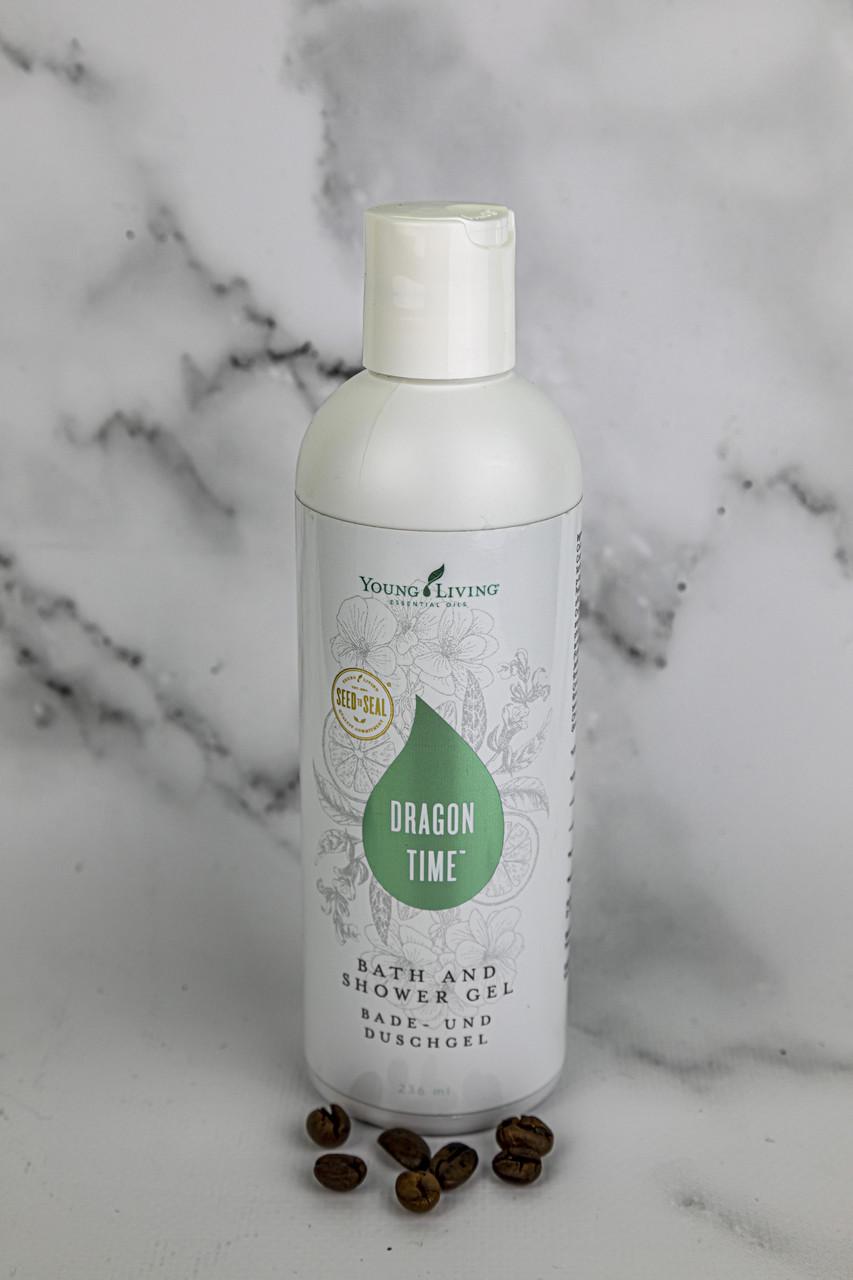 Успокаивающий гель для ванны и душа Dragon Time Bath & Shower Gel Young Living 236мл