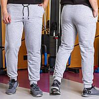 Мужские трикотажные спортивные штаны на манжете. 3 цвета!
