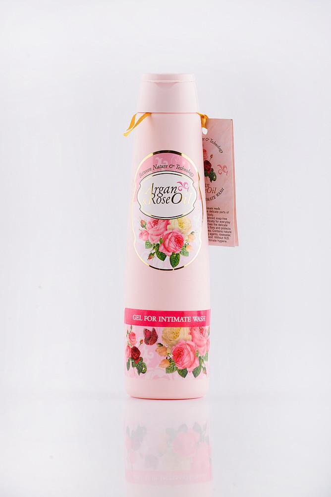 Argan & Rose Oil Інтимний гель-душ