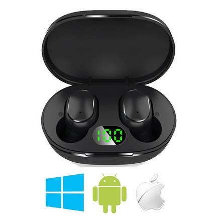 Бездротові навушники Xiaomi Redmi AirDots Pro, Bluetooth гарнітура Mi, Вакуумні навушники для iphone, android, фото 2