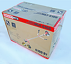 Бензокоса Мінськ МТЗ МБТ-6100 2 насадки в комплекті, фото 8