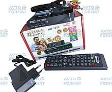 Автомобільний тюнер , Т2, приставка для цифрового телебачення
