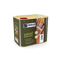 Водовідштовхувальне масло для терас і садових меблів ISAVAL 0,75 л=5м2, фото 1
