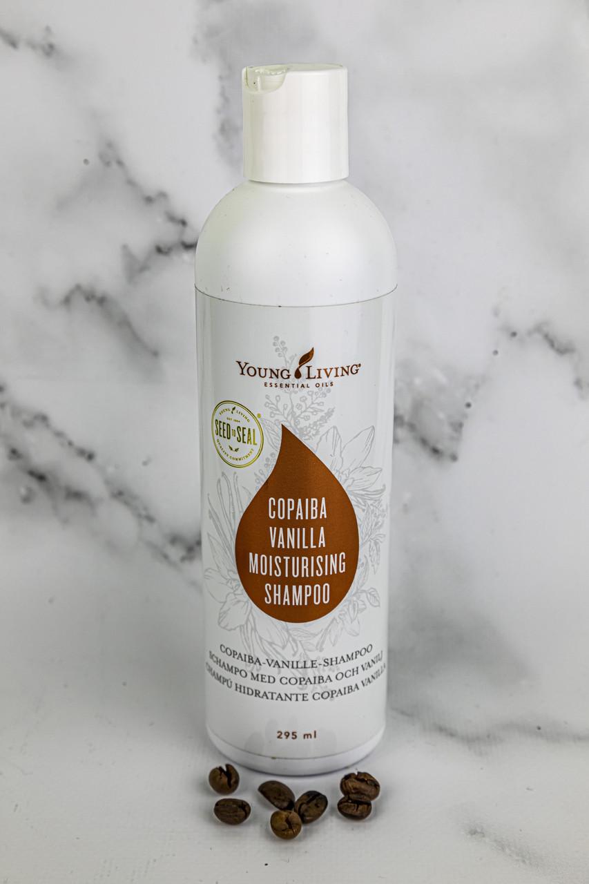 Шампунь с ванилью и копайбой Copaiba Vanilla Shampoo Young Living 295мл