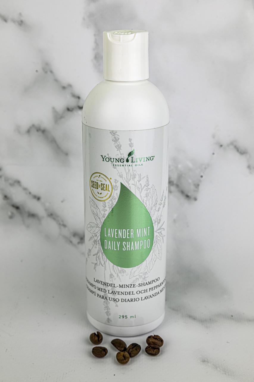 Ежедневный шампунь с лавандой и мятой Lavender Mint Daily Shampoo Young Living 295мл