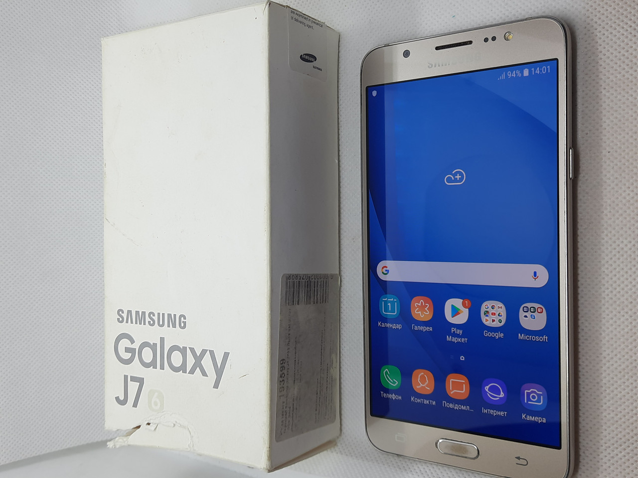 Samsung Galaxy J7 2016 Duos SM-J710F 16Gb #1574ВР