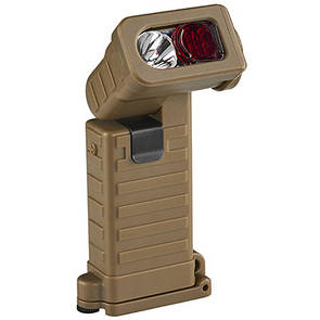 Оригинал Военный фонарь Streamlight SIDEWINDER BOOT Hands Free MILITARY Flashlight 14975 Койот (Coyote)