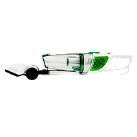Бесшумный компактный пылесос Tinton зеленый