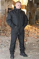 """Костюм-горка """"Тренд М-65"""", 100%х/б, ткань палатка Черный"""
