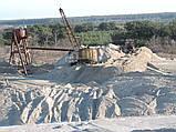 Галициновский річковий митий пісок (середньозернистий), фото 3