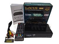 Тюнер Т2 LOCUS LS-08 (цифровая приставка Т2)