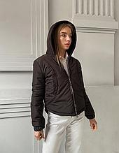 Жіноча стильна куртка Б'янка, р-ри 42-48