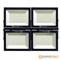 LED Прожектор Евросвет 400W IP65 36000Lm EV-400-01М модульный 000055261
