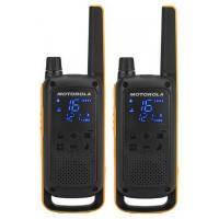 Портативна рація Motorola TALKABOUT T82 Extreme TWIN Yellow Black (5031753007171)