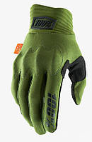 Мотоперчатки Ride 100% COGNITO Glove Army Green