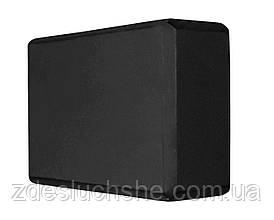Блок для йоги Sport Shiny SV-HK0175 Black SKL41-227580