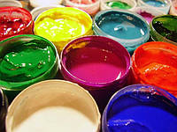 Текстильная печать: Пластизольные краски против красок на водной основе
