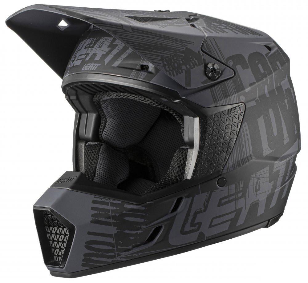 Мотошлем LEATT GPX 3.5 V21.3 Ghost
