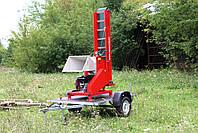 Измельчитель веток Arpal АМ-120БД-К с транспортером и бензиновым мотором, 18 л.с. (диаметр веток 120 мм), фото 3