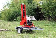 Измельчитель веток Arpal АМ-120БД-К с транспортером и бензиновым мотором, 18 л.с. (диаметр веток 120 мм), фото 4