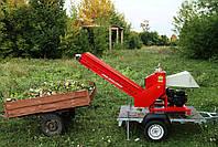 Измельчитель веток Arpal АМ-120БД-К с транспортером и бензиновым мотором, 18 л.с. (диаметр веток 120 мм), фото 7