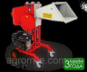 Измельчитель веток Arpal  АМ-80 БД с бензиновым двигателем 7 л.с. (диаметр веток 80 мм)