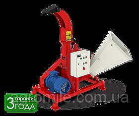 Щепорез Arpal МК-100Е с электрическим двигателем (диаметр веток 100 мм)