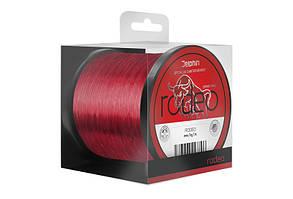 Коропова волосінь, Волосінь на карпа, Волосінь Delphin RODEO 1100m / червона 0.35 мм 23lbs