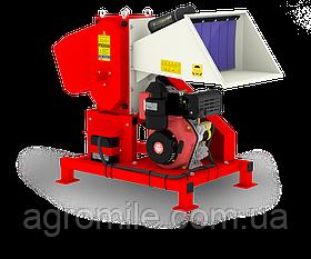 Измельчитель веток Arpal АМ-120Д MAX с дизельным двигателем 14 л.с. (диаметр веток 120 мм)