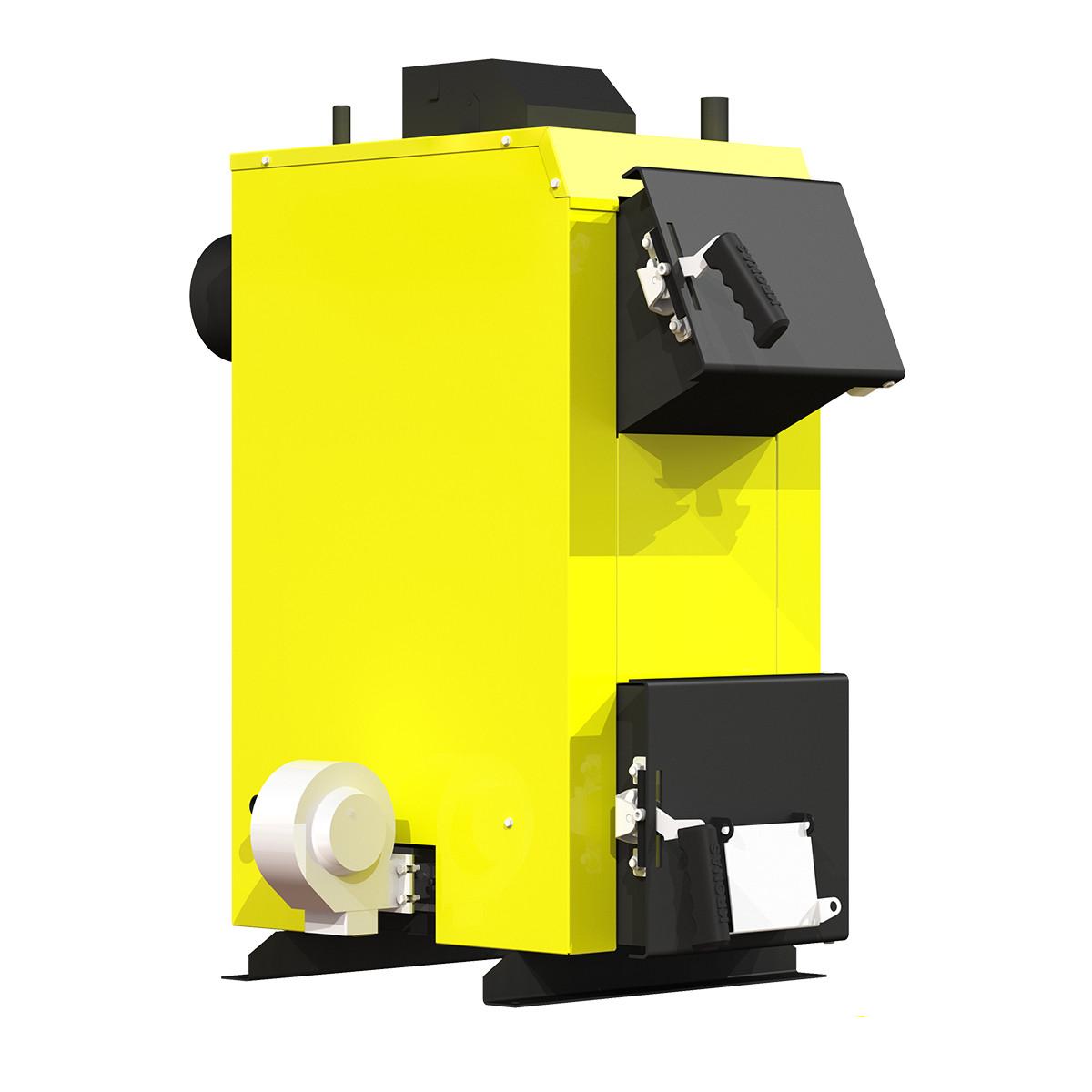 Котел твердопаливний KRONAS EKO Plus 24 кВт (з автоматикою та вентилятором)