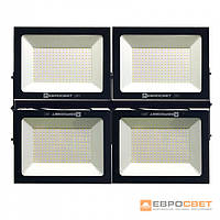 LED Прожектор Евросвет 500W IP65 45000Lm EV-500-01M модульный 000055263