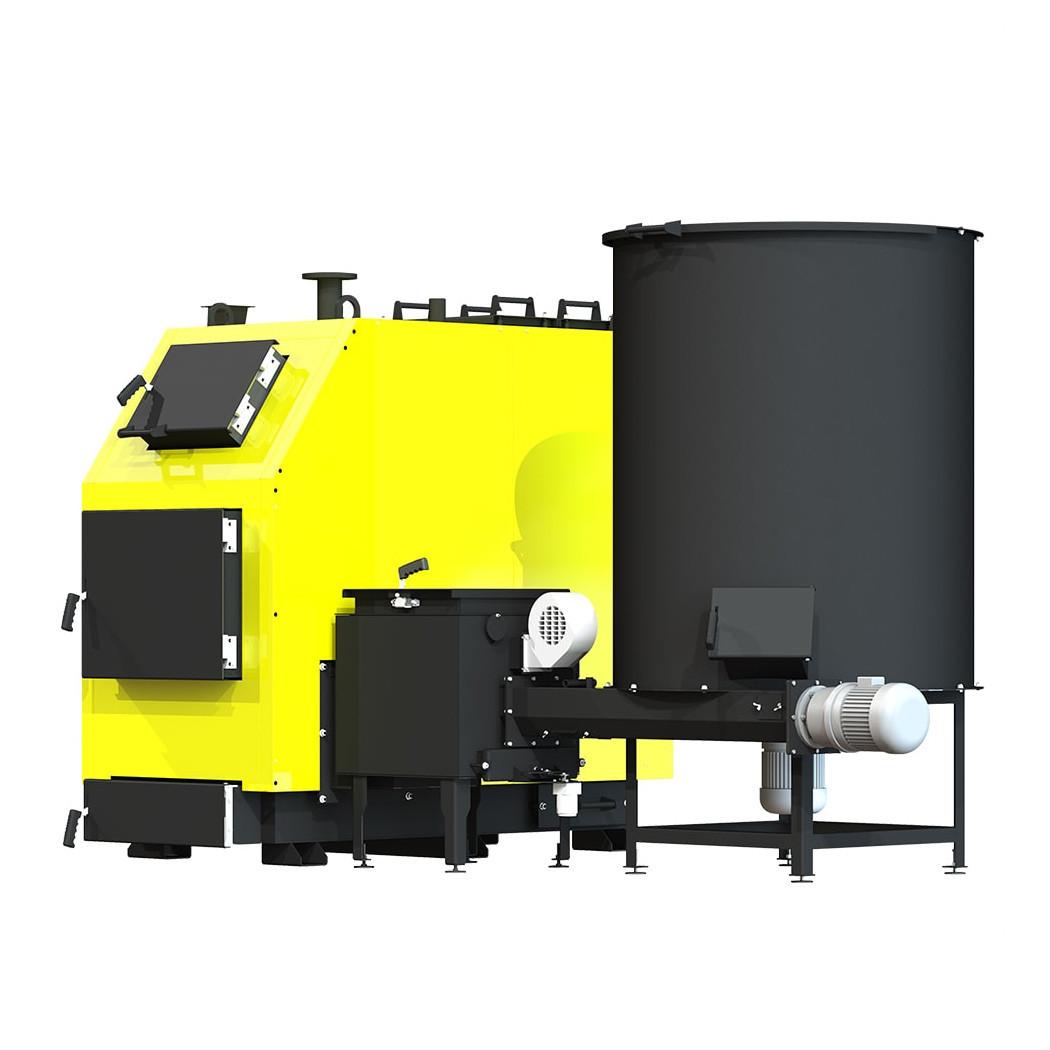 Котел твердопаливний KRONAS BIO-MASTER 500 кВт