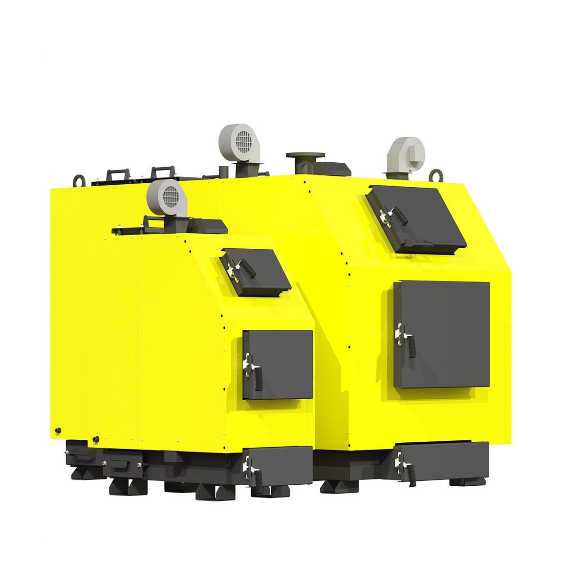 KRONAS PROM 80 кВт Котел твердопаливний
