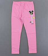 Лосины Тик Ток для девочек Grace, 98-128 рр. Артикул: G87841-розовый