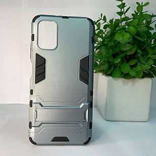 Чехол Xiaomi Poco M3 серый